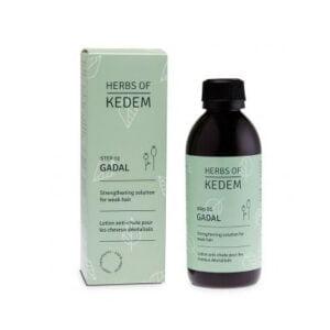 GADAL Лосьон питательный для кожи головы, укрепления волос KEDEM бренд - KEDEM   Купить на ❤️ DKBeauty - профессиональная косметика ❤️   ☎ +38 067 763 47 78