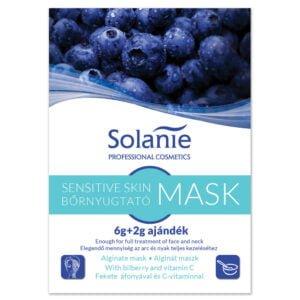 Альгинатная отшелушивающая маска с экстрактом папайя бренд - SOLANIE | Купить на ❤️ DKBeauty - профессиональная косметика ❤️ | ☎ +38 067 763 47 78